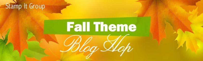 Fall blog hop