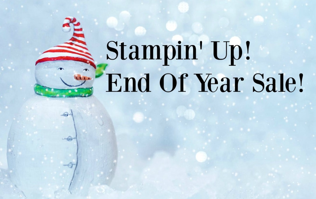 snowman end of year sale